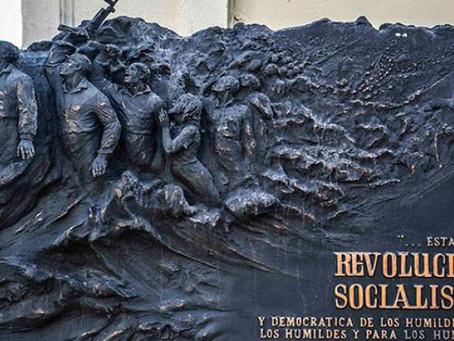 Trilogía de la Revolución. Parte I: el Socialismo como consecuencia de la agresión norteamericana