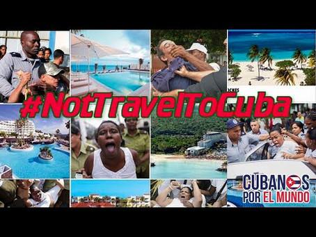 #NotTravelToCuba