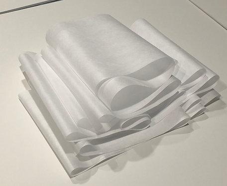Meltblown Sample –  100% polypropylene, Nonwoven, filter material