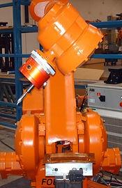 Robot & EOAT