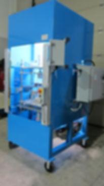 hot plate welder system