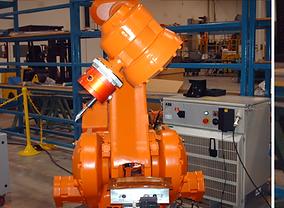 robot cell machine