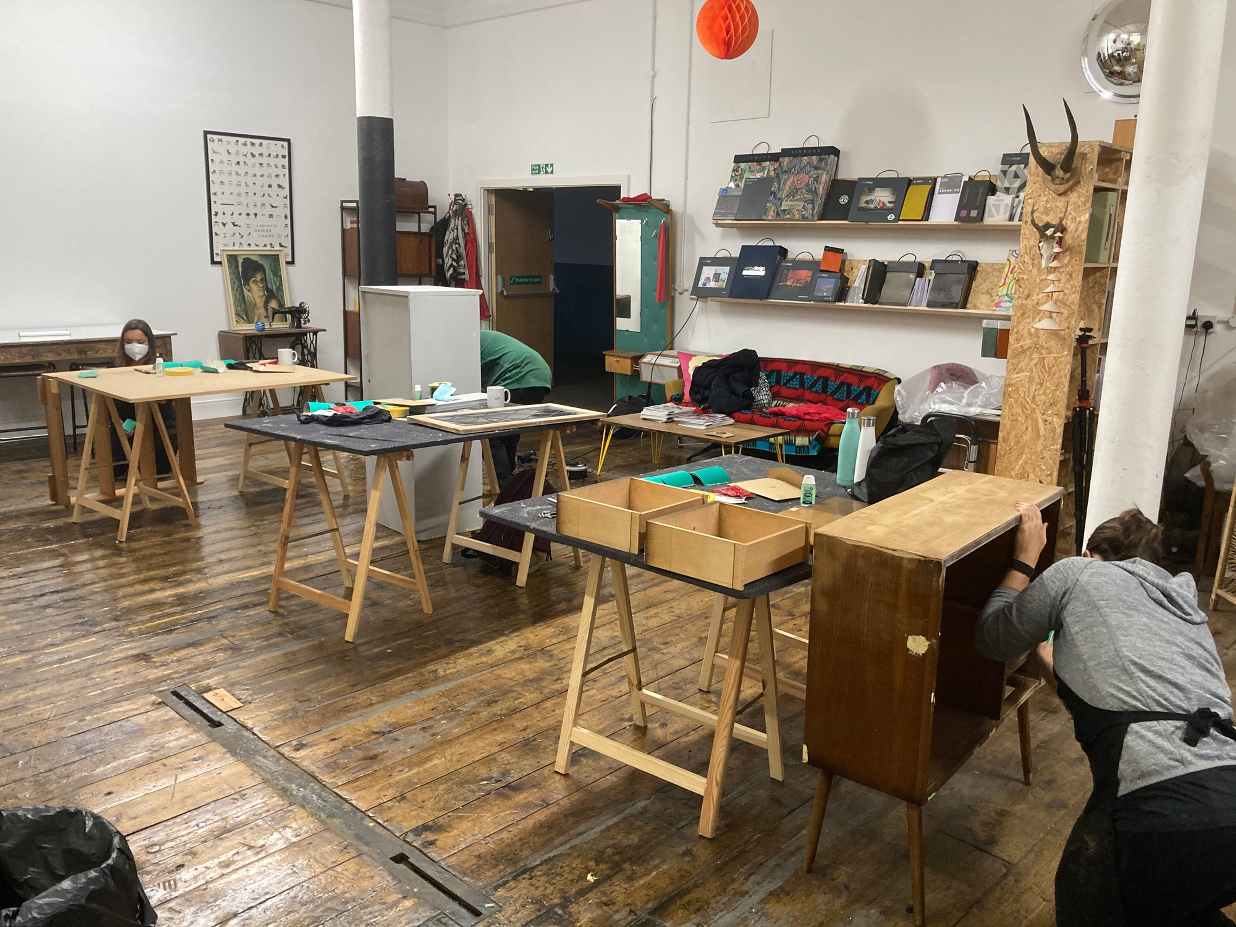 SOLD OUT 17th September Upcycling Course