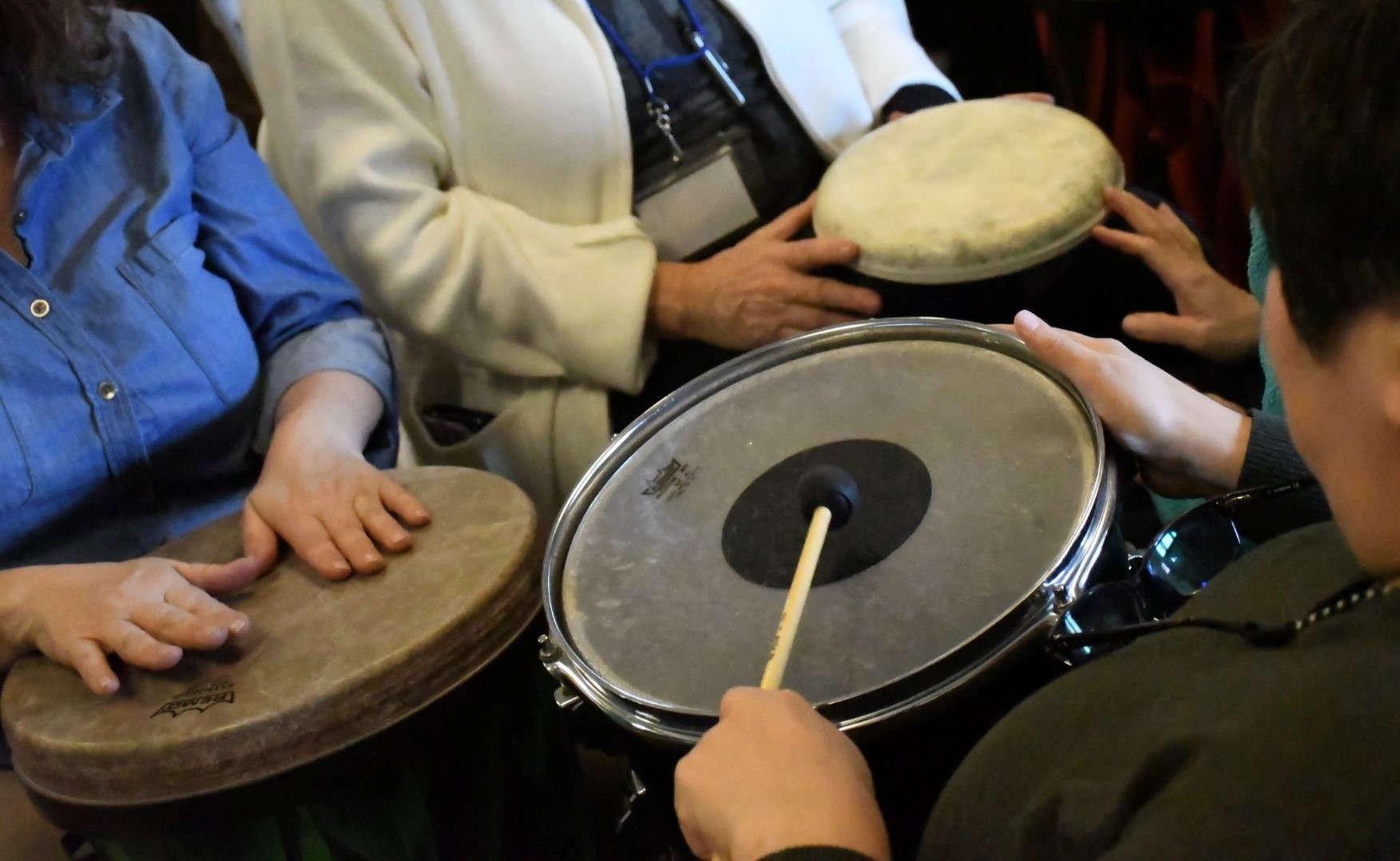 Feed Drum Circle 2019