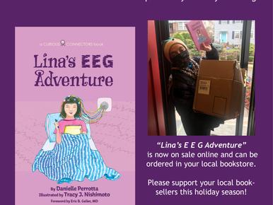 "The story behind ""Lina's EEG Adventure"""