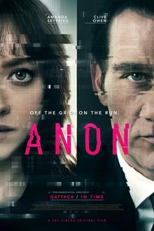 """The film """"Anon"""""""