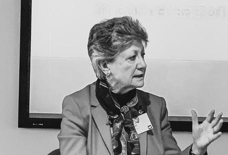 Dame Fiona Caldicott tribute