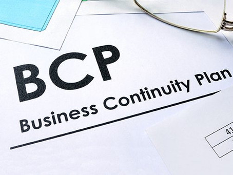Have you got an up-to-date business continuity plan in place?