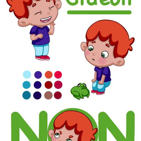 Le petit Gidéon