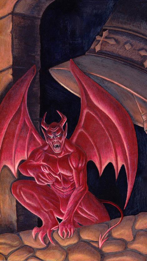 Le démon du Vieux clocher