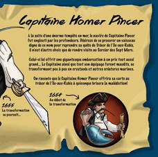 Capitaine Homer Pincer