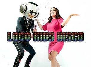 loco kids disco evenementen act en typetje straatanimatie creakleur