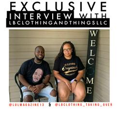 Bridgette Crenshaw talks LBCLothing&Things