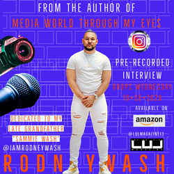 Exclusive Interview with Rodney Wash