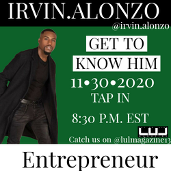 Talking about being an Entrepreneur with @irvin.alonzo
