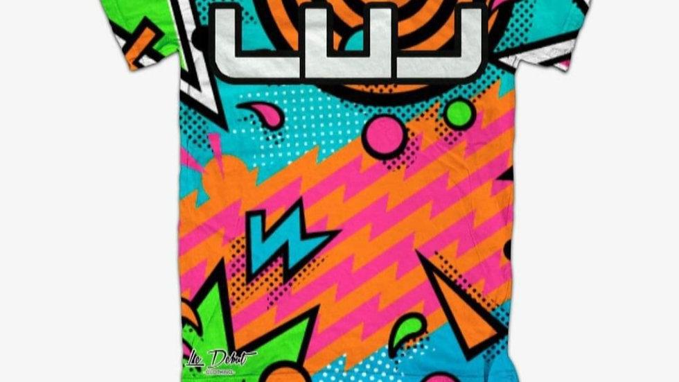 Retro Lul Custom T-shirts