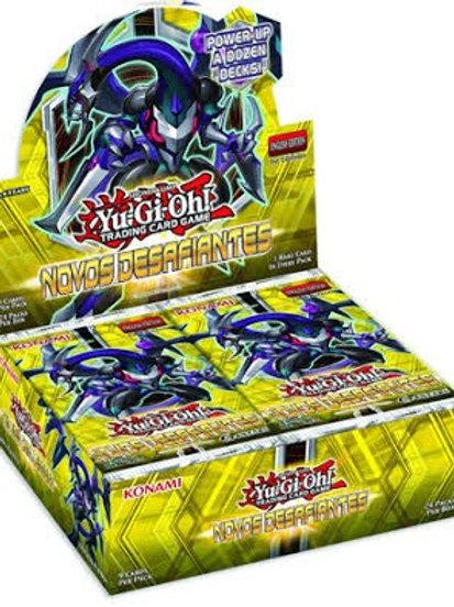 Box Yu-Gi-Oh! Novos Desafiantes