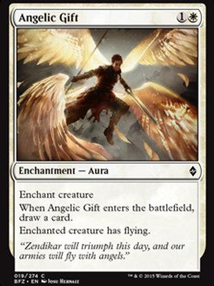 Dádiva Angelical / Angelic Gift