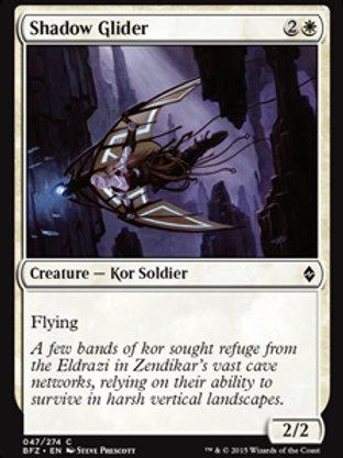 Planador das Sombras / Shadow Glider