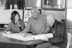 Heather, Greg & Ian Schmoll