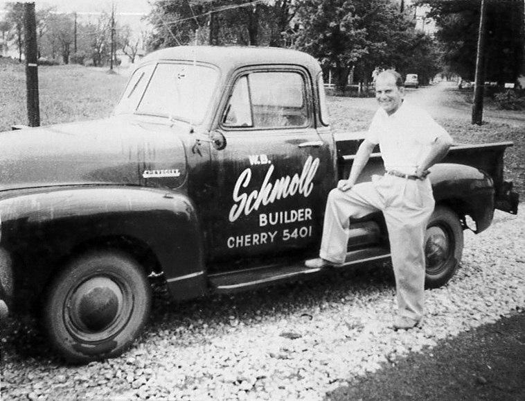 Bill & His First Company Truck