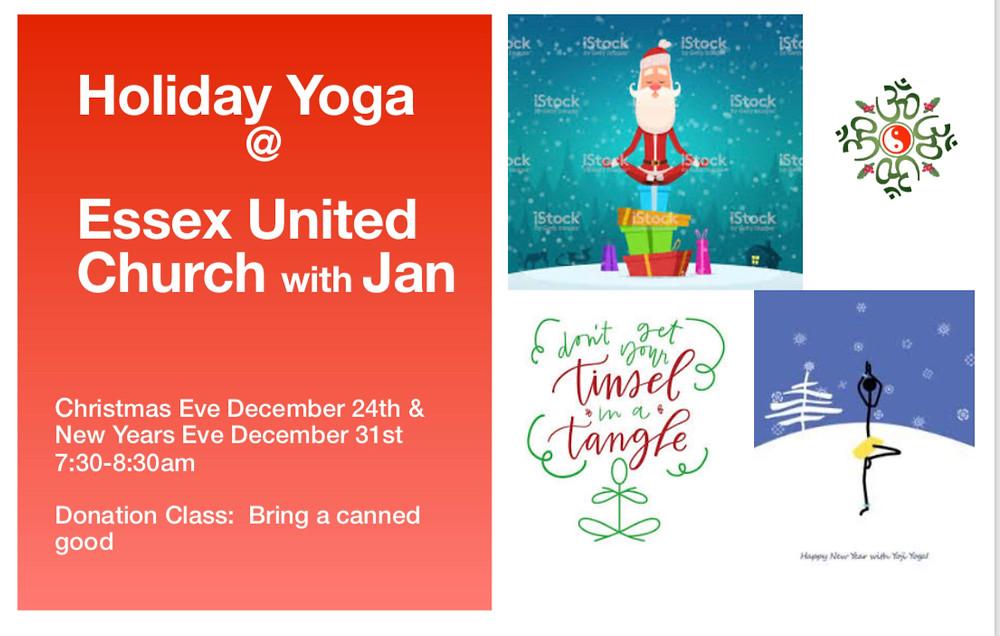 Holiday Karma Yoga