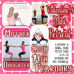 Valentines Day Mini Retreat
