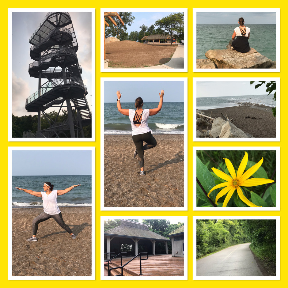 Mini Yoga Retreat at Point Pelee National Park