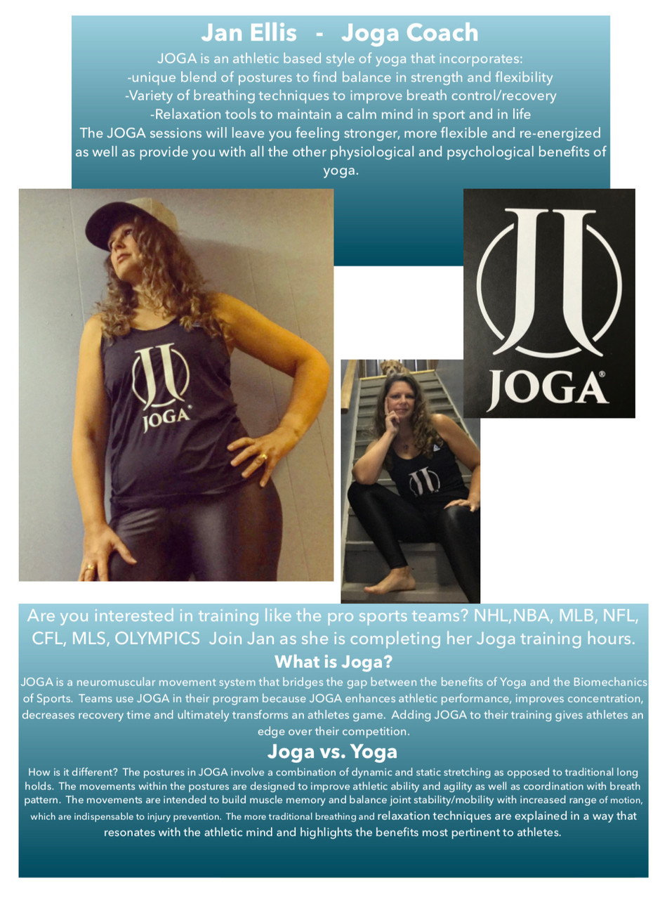 Joga with Jan