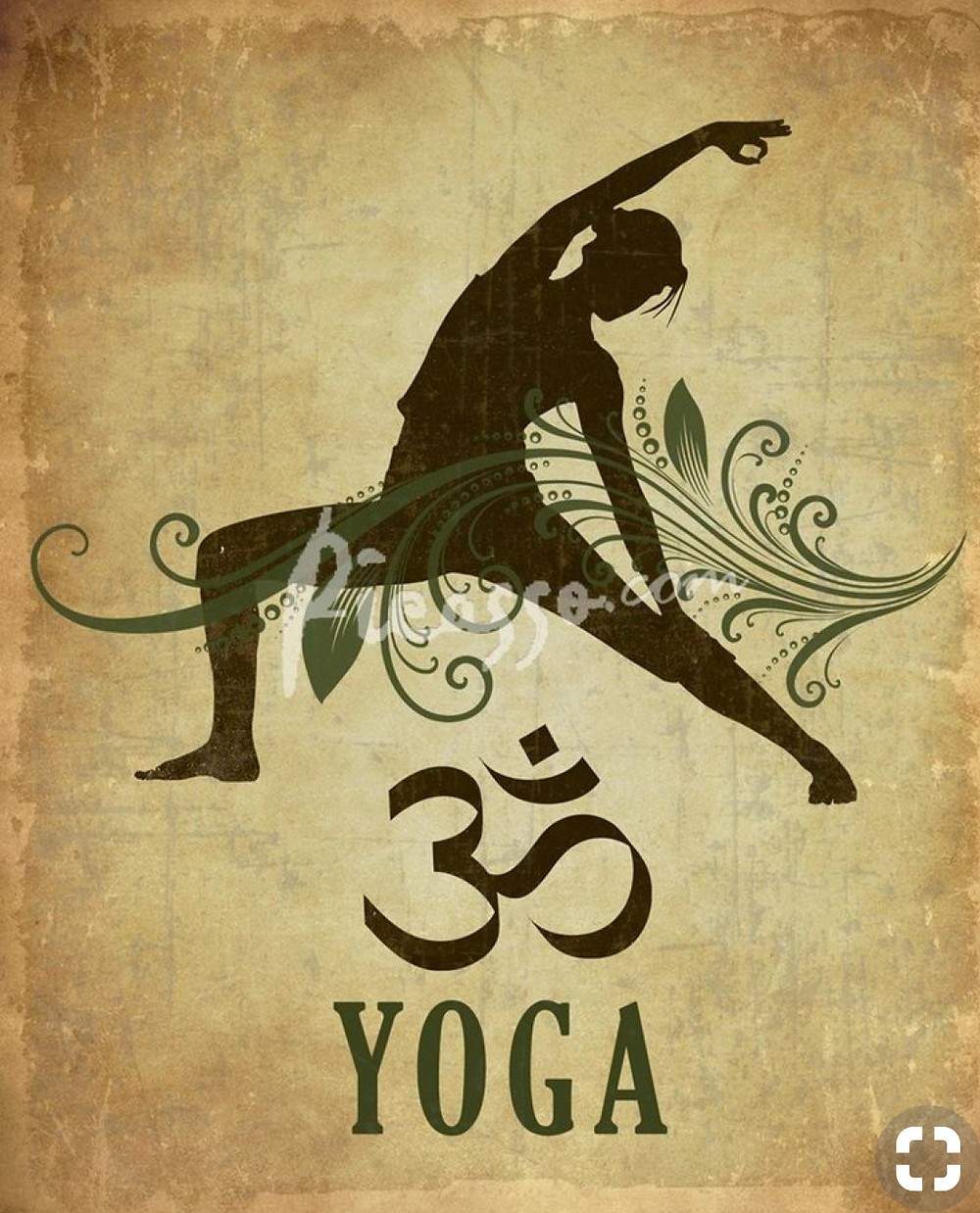 Find me on Bright Yoga Facebook live Mondays at 7:00pm during this time at home.