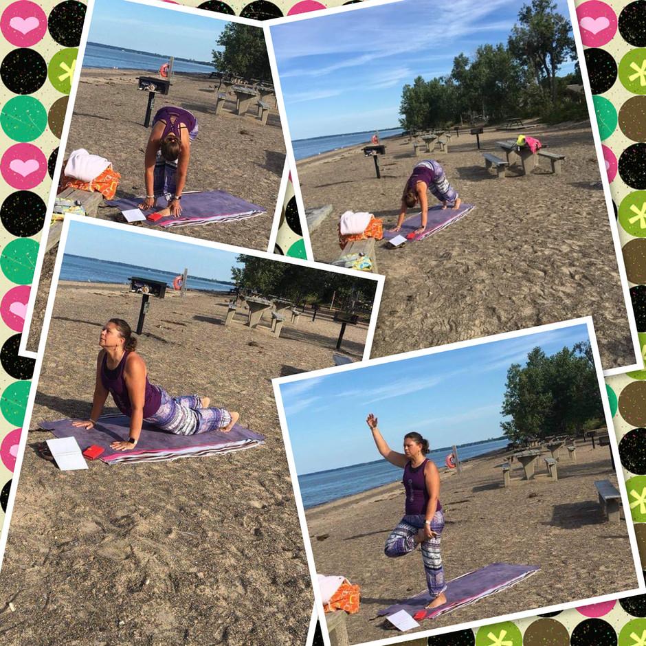 September Yoga Schedule Coming Soon!!!