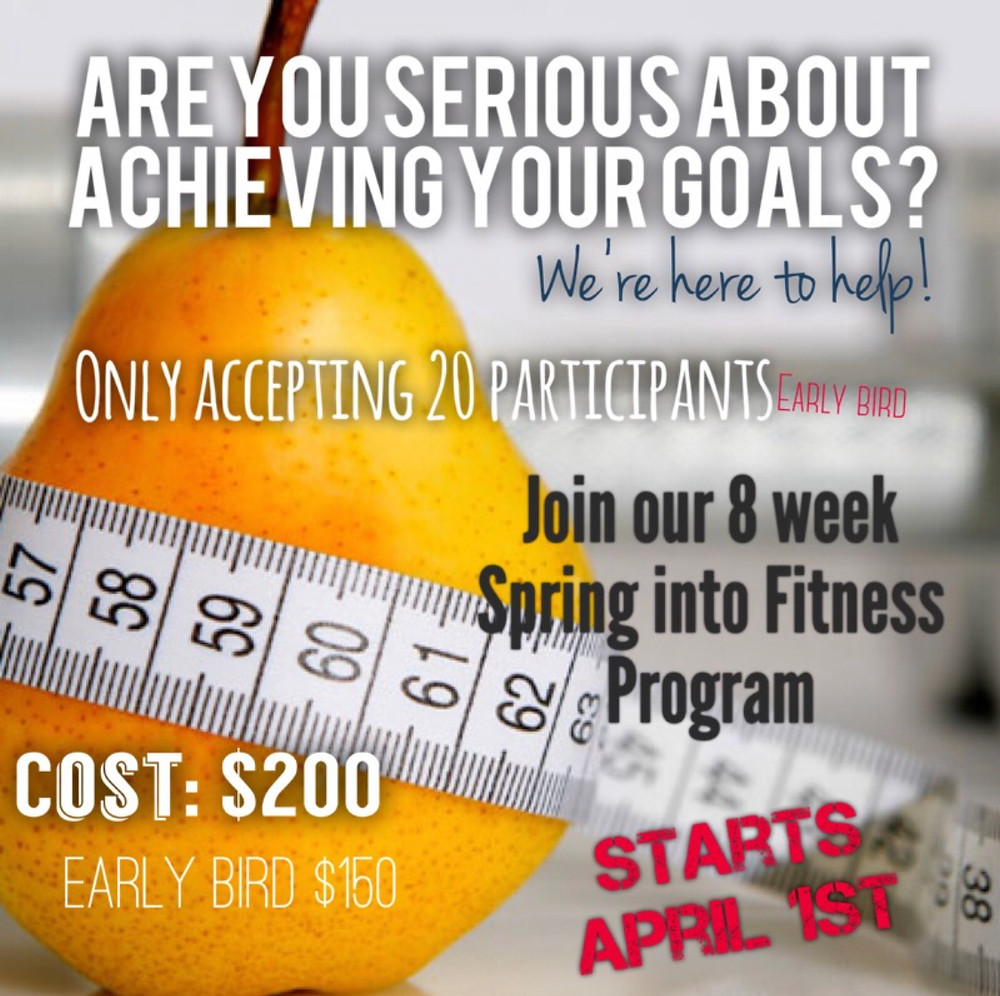 Join Jenn and Janet at Beachwalk Family fitness!  Be accountable, weekly check-ins, get motivation, and get results.