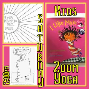 Kids Yoga On Zoom