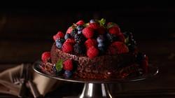 Chocolate Berry Heaven