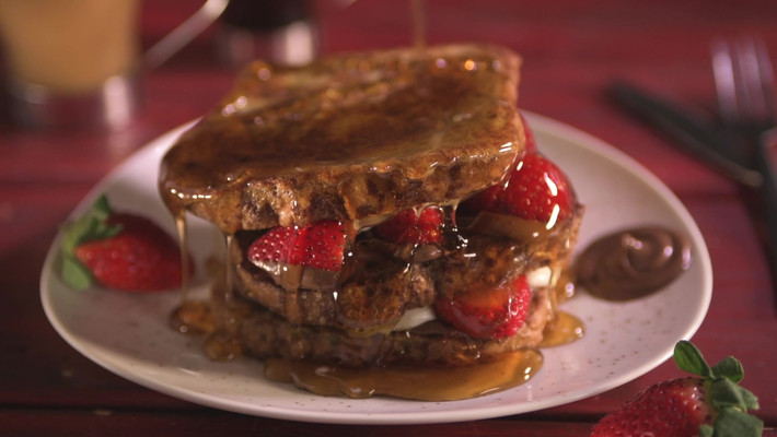 French Toast Drip Sweet_Wide.mp4