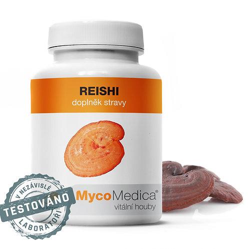 Reishi v optimální koncentraci | MycoMedica