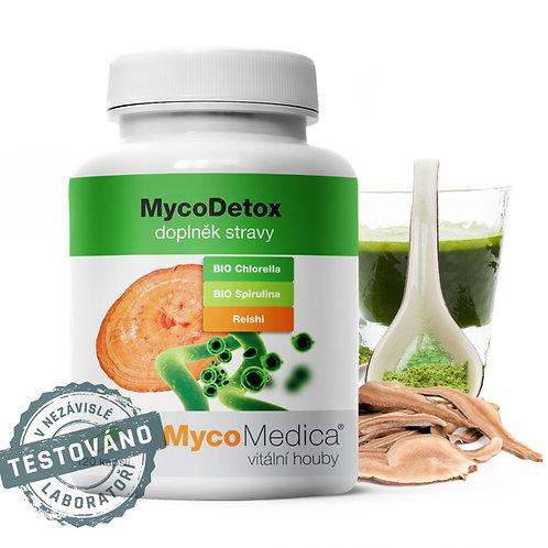 MycoDetox v optimální složení | MycoMedica