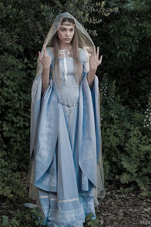Faneth, abito elfico
