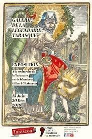 Tarascon - Exposition La Tarasque