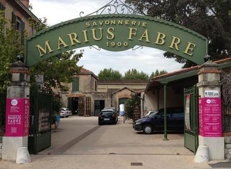 Savonnerie Marius Fabre à Salon de Provence