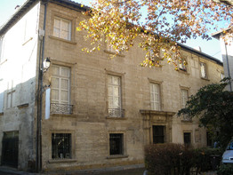 Avignon - Hôtel des Laurens