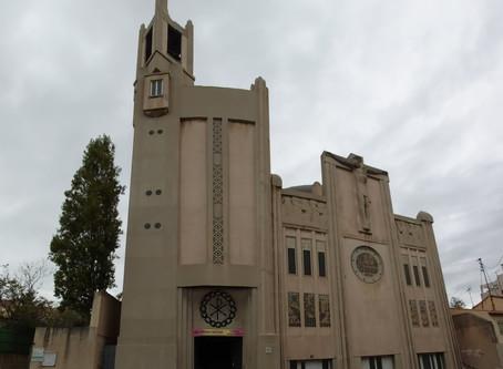 Marseille Eglise Saint Louis