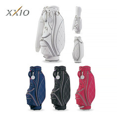 Xxio / Dunlop (DUNLOP) caddy bag XXIO Caddy sports model ladies' GGC-X095W Bordeaux