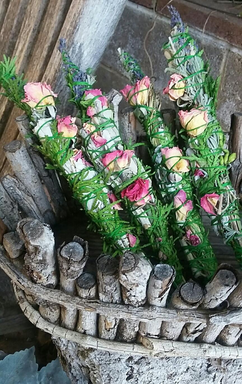 Botanical Blessing Bundles - www.ancientalchemy.com