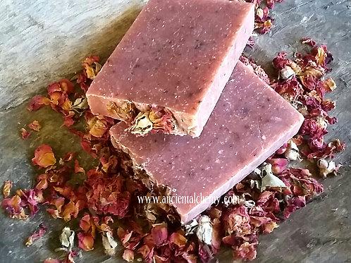 Rustic Soap - Patchouli Rose Petal