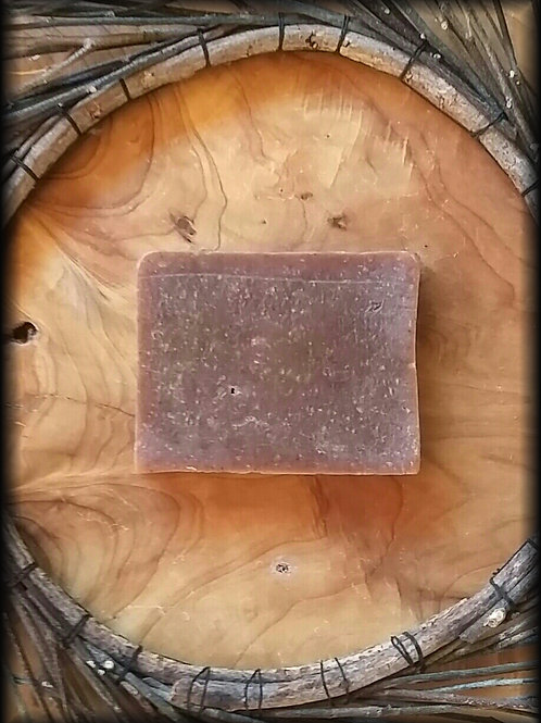 Wylde Wytch Soap - Dragonsblood Elixir