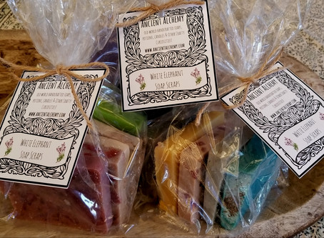 Free Soap Offer! - Ancient Alchemy