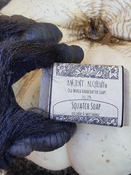 Squatch Soap