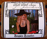 Wylde Wytch Soaps - Ancient Alchemy witch soaps, In My Magic Garden Art Label by Carol Ochs
