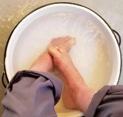 footbath Ancient Alchemy